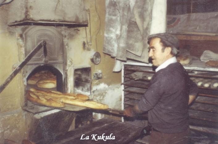 Alejandro Ezquer panadero