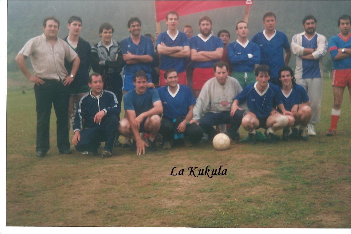 Equipo de fútbol Eskarraltea