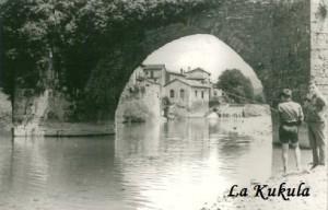 Pesca en Burgui