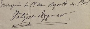felipe 17-08-1901